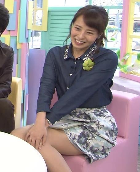 上田まりえ 太ももキャプ・エロ画像3