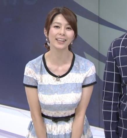 杉浦友紀 乳寄せ (20150618)