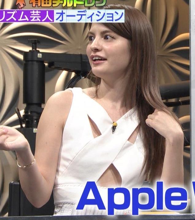 マギー 衣装キャプ・エロ画像6