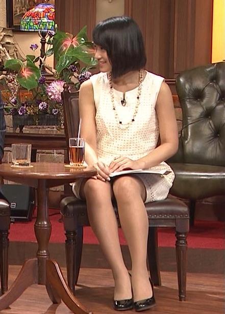 竹内由恵 ワンピースキャプ・エロ画像4