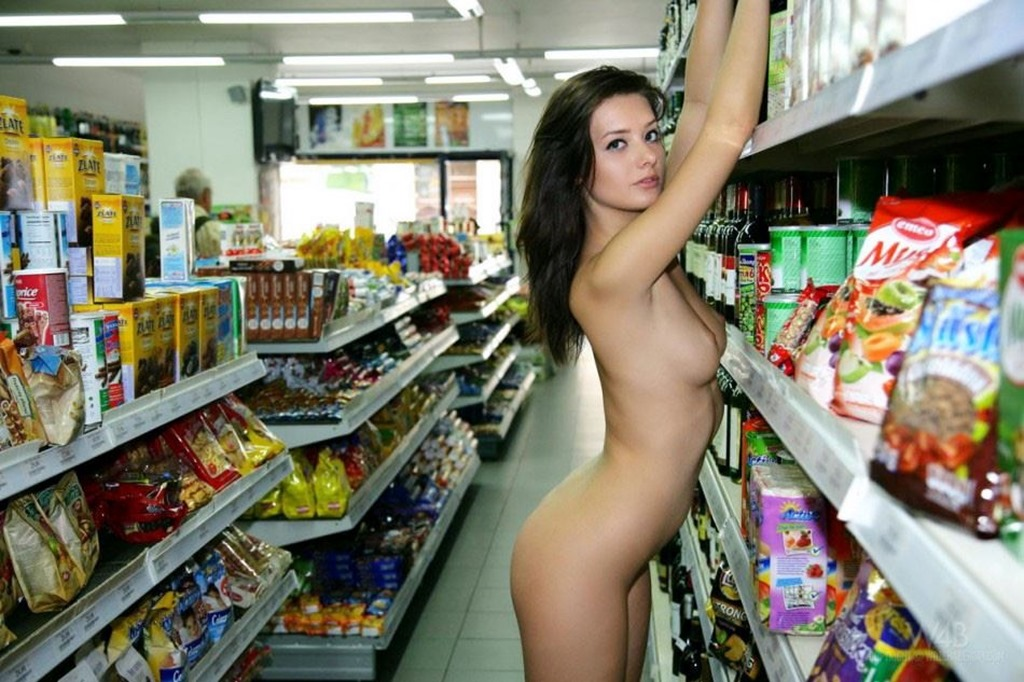 Naked black women in stores assured