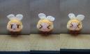 次回はミクルカリンを各3個ずつ編もうかと 例のアレです