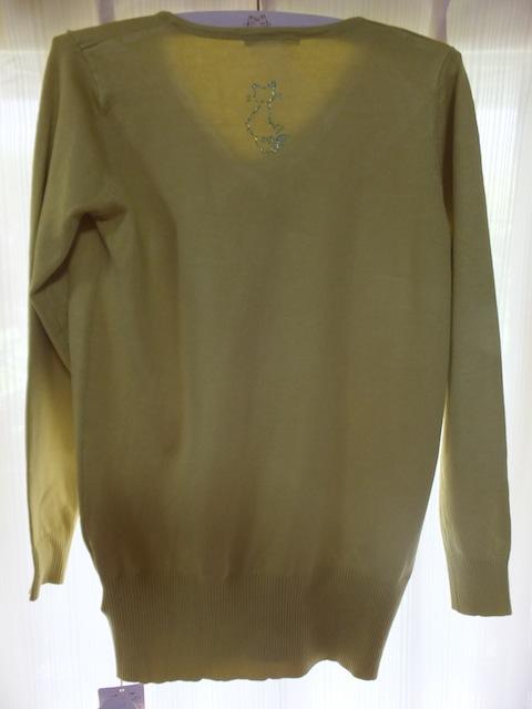 セーター後ろ緑DSCF7198 のコピー