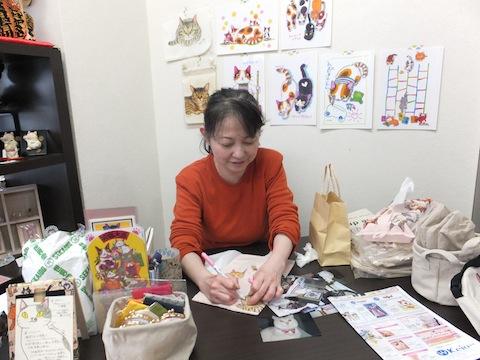まりきゅう実演DSCF7682 のコピー