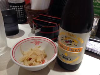 ビールセットのビール