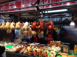 市場鶏肉屋