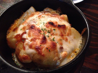 ジャガイモチーズ焼き