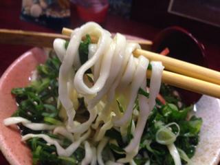 沖縄そばの麺