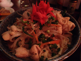 琉球ちゃんぽん麺