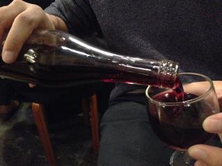 赤ワインカラフェ
