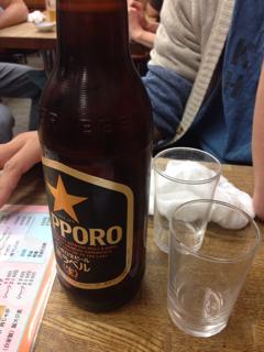 瓶ビール(大瓶)