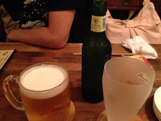 ハートランド(ジョッキと小ビン)
