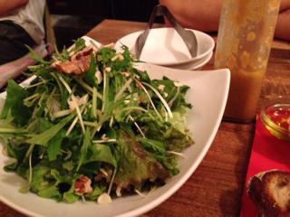 FLATのグリーンサラダ
