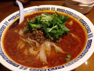 麻辣麺(大盛り)