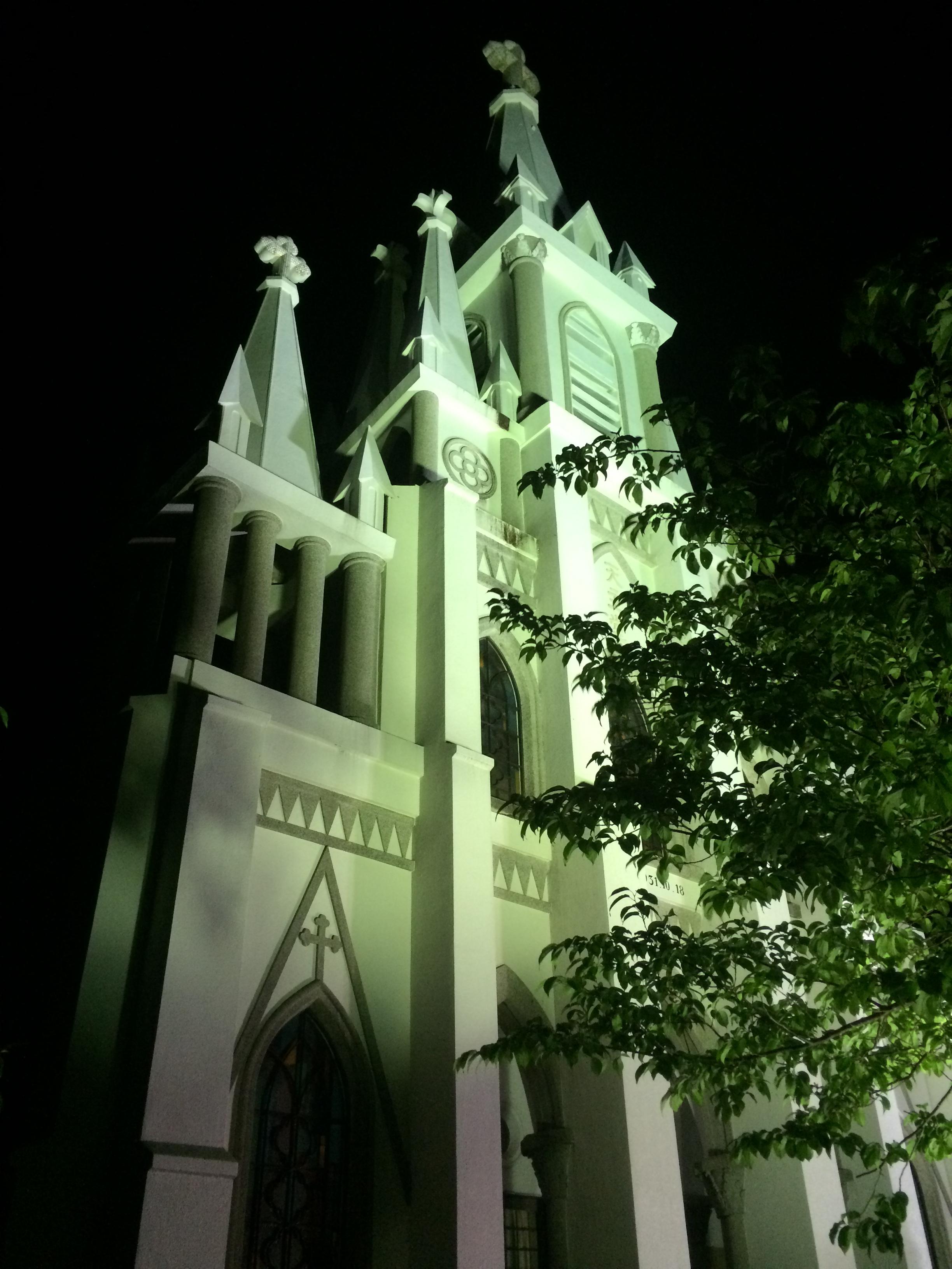 沖の島教会2
