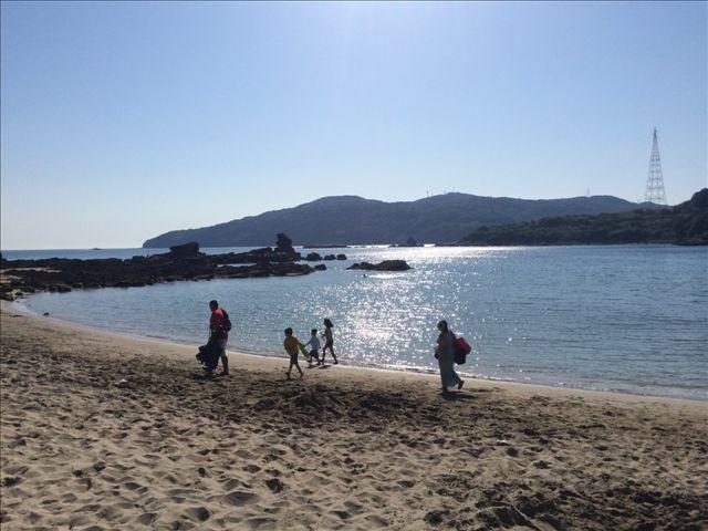 尻久砂里7 ビーチ