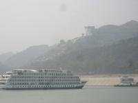 長江クルーズ船