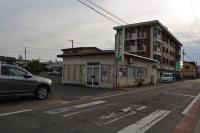 篠田儀三郎生家跡