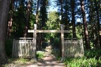 松平家墓所2