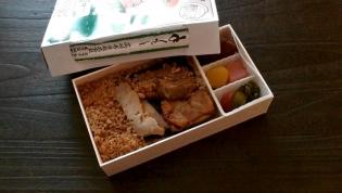 東京駅、駅弁屋祭、高崎名物鶏めし弁当5