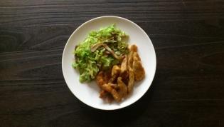 鶏ムネ肉のソテー