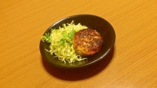 鶏胸豆腐ハンバーグ