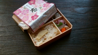 崎陽軒、お弁当春5