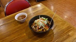 龍味、醤爆鶏丁丼7