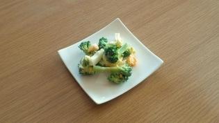 ブロッコリーと玉子のサラダ