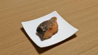 鮭の竜田揚げ