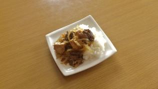 牛丼(豆腐)3