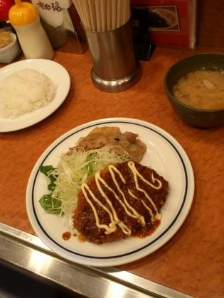 キッチンジロー、デミメンチ&スタミナ焼6