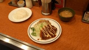 キッチンジロー、デミメンチ&スタミナ焼8