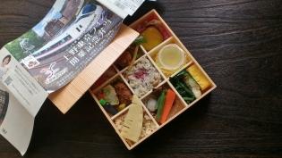 上野東京ライン開業記念弁当4