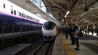 東京駅祭東華軒金目鯛の味くらべ1