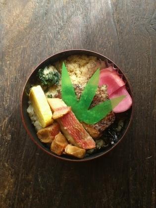 東京駅祭東華軒金目鯛の味くらべ4