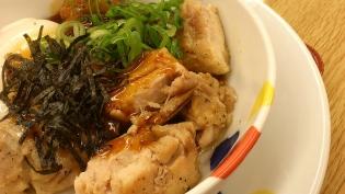 松屋大和てりたまチキン定食8