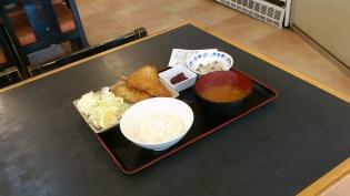 和食いちばんアジフライ定食5