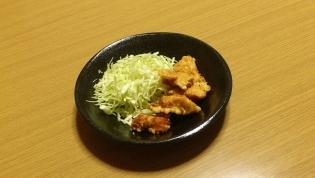 鶏ムネ肉の唐揚げ