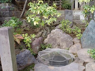 泉岳寺20 首洗井戸B