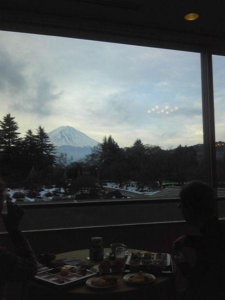 富士ビューホテル河口湖畔