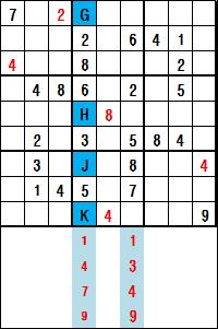 ナンプレ図7