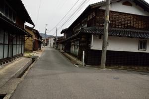 円正寺の門前町