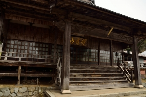 円正寺 本堂