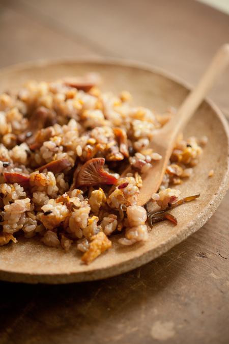 五穀米炒飯2