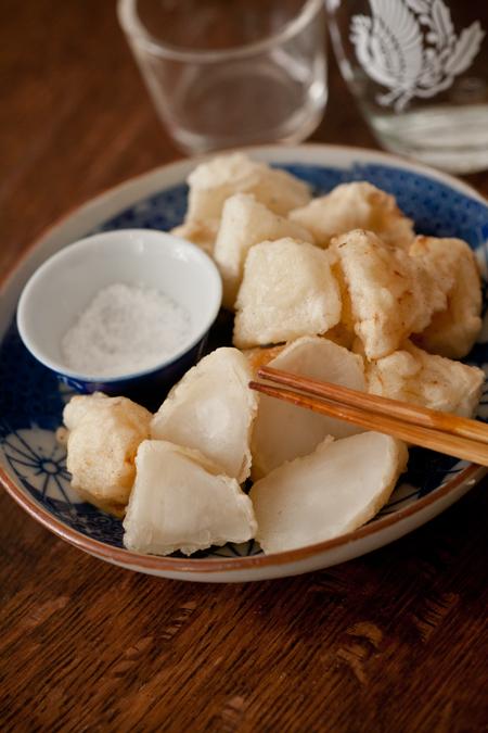 菊芋の天ぷら2