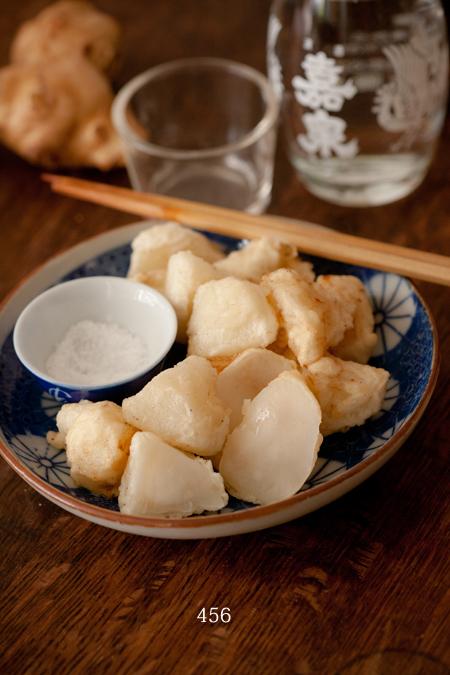 菊芋の天ぷら3