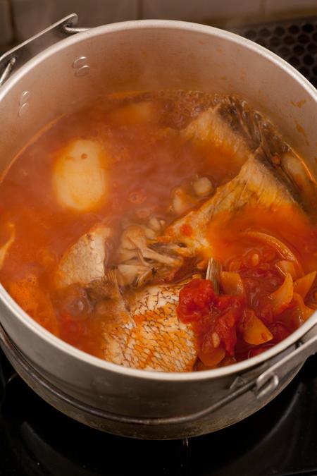 フィッシュスープ2