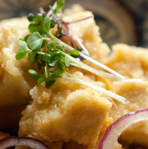 揚げ出し高野豆腐2