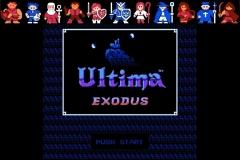 ウルティマ~恐怖のエクソダス